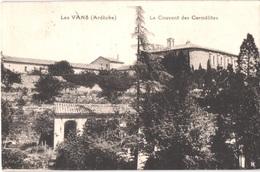 FR07 LES VANS - Le Couvent Des Carmélites - Belle - France