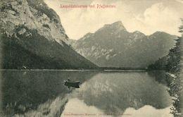 003466 Leopoldsteinersee Mit Pfaffenstein - Eisenerz