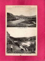43 Haute-Loire, Retournac, Le Pont Des Sables, La Vie Aux Champs, Animée, (Jean Bernard) - Retournac