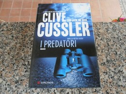 I Predatori - Clive Cussler - Books, Magazines, Comics