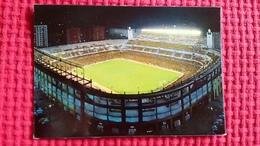 Madrid Real Santiago Bernabeu Stadium Cartolina Stadio Postcard Stadion AK Carte Postale Stade Estadio - Calcio
