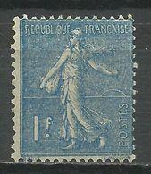 FRANCE , FRENCH , 1 Fr , Semeuse Lignée , Voir Scans , 1924 - 1932 , N° YT  205 - 1903-60 Säerin, Untergrund Schraffiert
