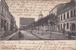 BARBY - Marktplatz - Germania