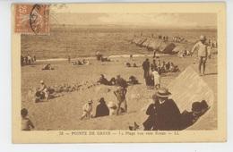 POINTE DE GRAVE - La Plage Vue Vers Royan - Sonstige Gemeinden