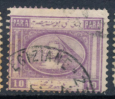 Stamp Egypt 1867-69 10pa Used - Egypt