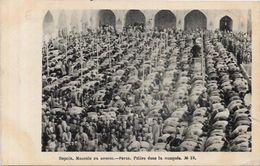 CPA Iran Perse Types Carte Russe Circulé En 1907 Voir Scan Du Dos - Iran