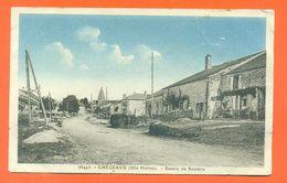 """CPA 52 Chézeaux """" Route De Soyers """" LJCP 61 - Autres Communes"""