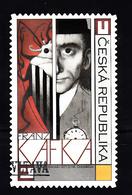 Ceska Republik 2013 Mi Nr 771; Franz Kafka - Tsjechië