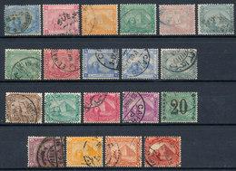 Stamp Egypt 1879-1906 Used - 1866-1914 Khedivato Di Egitto