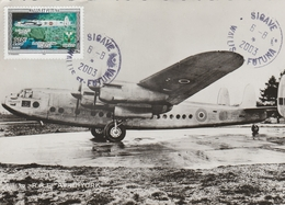 Sigave 2003 - Wallis - Lancaster Aéronavale Navy Marine - Airplane Flugzeug - Wallis En Futuna