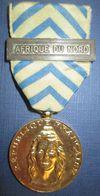 Medaillle Reconnaissance De La Nation - France
