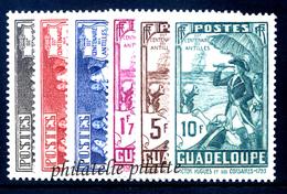 1935* Tricentenaire Des Antilles 18 Valeurs - Non Classés