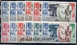 1949** U.P.U - France (former Colonies & Protectorates)