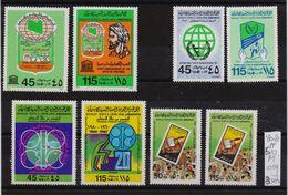 Libya, Selection MNH, 3 Complete Sets. Cv 5 Euro - Libië