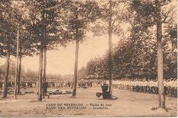 Leopoldsburg, Bourg-Léopold,  Camp De Beverloo, Kamp Van Beverloo, Speelplein, Plaine De Jeux, 1937 - Leopoldsburg