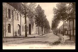 55 - ETAIN - AVENUE PRUD'HOMME-HAVETTE - EDITEUR PEIFFERT-THOAMSSIN - Etain