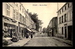 55 - ETAIN - RUE DE METZ  - MAGASIN MILLET - EDITEUR CASSI - Etain