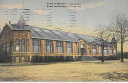 Leopoldsburg, Bourg-Léopold, Kamp Van Beverloo, Grote Mess, Met Postzegel 1937. - Leopoldsburg (Kamp Van Beverloo)