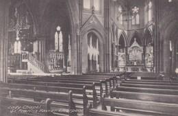 LIVERPOOL - ST FRANCIS XAVIER CHURCH INTERIOR - Liverpool