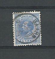 1872 / 88   N° 19   GUILLAUME III    OBLIT DOS CHARNIERE - 1852-1890 (Wilhelm III.)