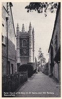 BEACONSFIELD -PARISH CHURCH OF ST MARY @ ALL SAINTS @ OLD RECTORY - Buckinghamshire