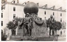 SIDI-BEL-ABBES   Le Monument Aux Morts De La Légion étrangère - Sidi-bel-Abbes