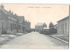 CPA 80 Chaulnes La Rue Verte - Chaulnes