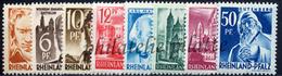-Allemagne Rhénanie-Palatinat 16/23** - Französische Zone