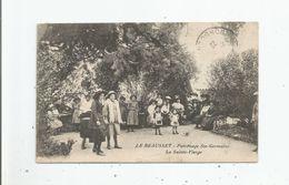 LE BEAUSSET (VAR) PATRONAGE SAINTE GERMAINE LA SAINTE VIERGE (BELLE ANIMATION) - Le Beausset