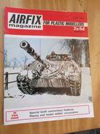 3945 2011 RARE En France : Revue Mythique De Maquettisme Des Années 60/70 AIRFIX MAGAZINE De Jun 1970 Valait Quand Même - Magazines