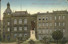 11513596 Zizkov Radnice A Havlickuv Pomnik Rathaus Denkmal Prag Prahy Prague - Guenzburg