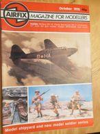 3945 2011 RARE En France : Revue Mythique De Maquettisme Des Années 60/70 AIRFIX MAGAZINE De Octobre 1978  , Valait Quan - Magazines