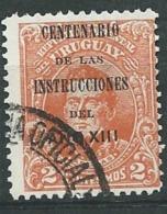 Uruguay   -- Yvert N° 211   Oblitéré        Pa11923 - Uruguay