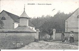 VOULAINES. FERME DE LA CHAPELLE - Autres Communes