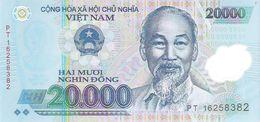 Vietnam - Pick 120 - 20.000 (20000) Dong 2014 - 2016 - Unc - Viêt-Nam
