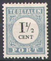Nederland Port 4 Ongebruikt / MH Tax, Taxe - Portomarken