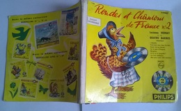 RONDES ET CHANSONS DE FRANCE N. 2 - NO DISQUE - Libri, Riviste, Fumetti