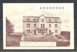 Hautfays-lez-Gedinne : Hôtel Du Bon Air / Cpsm - Daverdisse