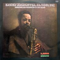 """Grover Washington Jr.: """"Soul Box"""" 2 LP's - Soul - R&B"""