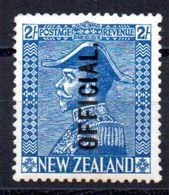Sello  Oficial De New Zeland. - Officials