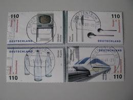 BRD  2068 - 2071  O - Gebraucht