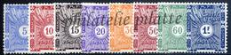 -Côte Des Somalis T 1/8** - Côte Française Des Somalis (1894-1967)