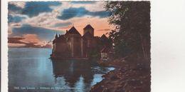 CSM - 7212. Lac Léman Château De Chillon - Altri