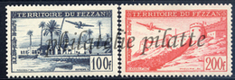 -Fezzan PA 6/7** - Unused Stamps