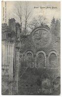 ORVAL : Eglise Notre Dame - 1911 - Florenville