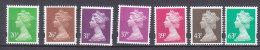 PGL BA1059 - GRANDE BRETAGNE Yv N°1876/82 ** MACHINS - 1952-.... (Elizabeth II)