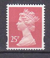 PGL BA1060 - GRANDE BRETAGNE Yv N°1715A ** MACHINS - 1952-.... (Elizabeth II)