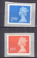 PGL BA1164 - GRANDE BRETAGNE Yv N°1946/47 ** MACHINS - 1952-.... (Elizabeth II)