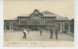 HONFLEUR  - La Gare - Honfleur