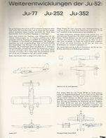 """Artikel """"Weiterentwicklungen Der JU 52 - Cars & Transportation"""